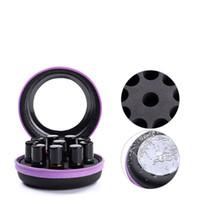 EVA uçucu yağ taşıma çantası tutucu parfüm yağı taşınabilir seyahat saklama kutusu aromaterapi organizatör çantası 4 renkler gga2239