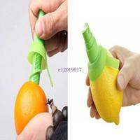 Diseño de cocinas, electrodomésticos, rociador de jugo de frutas de mano, extractor de jugo de limón, paquete individual.