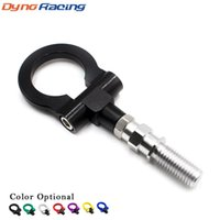 Car Racing Front Rear Tow Towing Hook Auto Trailer Ring Univ...