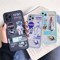 NASA cósmico exploración caja del teléfono iPhone durante 11 Pro XS Max XR X 6 7 8 Plus