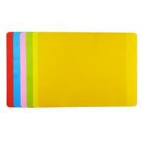 Silicone Pad Ferramentas Ferramentas Table Esteira Calor Isolamento Placemat Quadrado Multicolor Commodities Segurança Sem Deformação Vegetais Frutas 3 8QF D2
