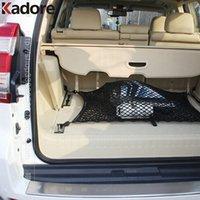 Prado FJ150 4000 2700 Naylon Araba Kargo Trunk Depolama Organizatör Net Çok Amaçlı Yük Net Trunk Bagaj HMAL # için