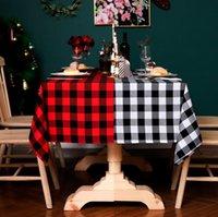 قابل للغسل القطن الكتان الكلاسيكية منقوشة مستطيل مفرش المائدة تغطية كبيرة للمطبخ طعام سطح المنضدة بوفيه الديكور