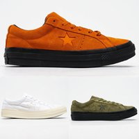 Uno Casual Shoes Star OX gessato 1970 All Star Chuck 70 Scarpe Donna Canvas Men Tutto-fiammifero vulcanizzata scarpe Sneakers Low Top Outdoor Sports