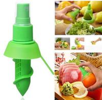 Juice Accessori Cucina creativa limone polverizzatori Frutta Agrumi Lime Juicer Spritzer cucina gadget Articoli per The Kitchen