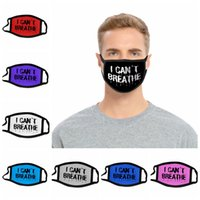 I Cant Breathe Designer Unisex Face Mask Washable Breathable...