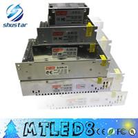 LED indicador LED de alimentação 12V 20A 10A / 15A /5A/3.2A 150W / 180W / 60w / 40w transformador 100-240V frete grátis