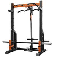 Smith Machine Squat Rack Consumer und kommerzielle Turnhalle-Trainingsgeräte Gewichtheben-Hantelbank Pressegantry.
