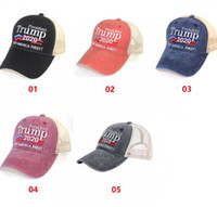 Trump 2020 Baseball Cap Keep America First Hats USA Presiden...