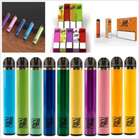 (미국 재고) 퍼프 Xtra 일회용 전자 담배 vape pod 5 % xtia 5ml 기화기 휴대용 장치 1500 퍼프 펜 600mAh 배터리 바 올인원 스타터 키트 드롭 우주선