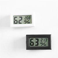 미니 디지털 LCD 실내 온도 센서 습도 미터 온도계 습도계 게이지 화씨 / 섭씨 Humidors 정원 JK2008KD