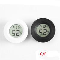 휴 미더 홈 JK2008KD 미니 LCD 디지털 온도계 습도계 온도 습도 측정기 감지기 온도 기록계 화씨 / 섭씨