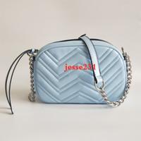 Alta Qualidade Novo Estilo Mulheres Bolsas prata cadeia de Bolsas de Ombro Crossbody Soho Bag Disco Messenger Bag Bolsa Carteira