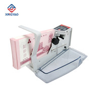V40 Удобный счетчик счета с присваиванием валюты аккумулятора для денежных / банкнотных бумажных портативных денежных средств.