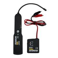 Tracker Automobile fil Câble numérique DC Circuit détecteur ShortOpen DC 6-42V Disjoncteur Finder Car Finder Repair Tool All-Sun EM415Pro