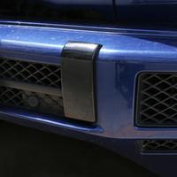 Car Styling panneau avant Pare-chocs arrière Stickers décoratifs Garniture pour Mercedes Benz Classe G G63 2019 2020 Extérieur Auto modifié