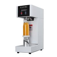 BEIJAMEI haute efficacité 55mm operculeuse d'étanchéité Cans bouteille de boisson Beverage Can machine sertisseuse pour Soda Café