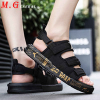 Trendy Man Shoes Outdoor Casual Sandals Men Breathable Beach...