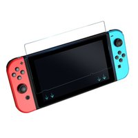 Anahtar Lite yok Perakende paket yeni 9H net temperli cam Ekran Koruyucu Gçlendirilmifl Koruyucu Film için Nintendo Anahtarı