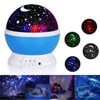 Çocuklar Yıldız Gece Işığı, 360 Derece Döner Yıldız Projektör, Çocuk Bebek Bedroom Ve Parti Süslemeleri En