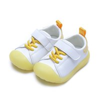Kids Boys Colorful Sole Flat Shoes Baby Girls Soft Sole Casu...