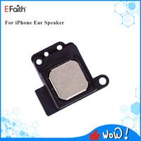 Efaith Auricular alto-falante para iPhone 5 5S 5C SE Alto-falante para iPhone 6 6P 6S 6SP conjunto de substituição de peças fone
