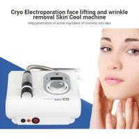 2020 Najnowsza maszyna do twarzy chłodzącej Hot and Cold Massage Hammer uspokajający skórę na anty starzejący się do podnoszenia twarzy
