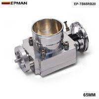 エプマン - 日産RB20 65mmアルミターボスロットルボディの高性能JDMの高性能JDM EP-TB65RB20