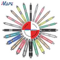 Аутентичные yocan Evolve Plus Evolve Plus Plus XL Wax Vape Pen Evolve-D Сухой травяной Ваубозируемый Kit 2020 Версия E Cigarette Наборы 100% Оригинал