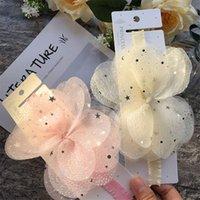 Haarschmuck Wecute Rosa Butterfly Fee Band Born Baby Mädchen Stirnband Infant Kleinkind Pografie Requisiten Geburtstage Geschenk für Kinder