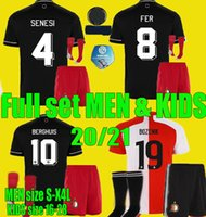 men size S - 4XL 20 21 kids Feyenoord soccer jersey kits 202...