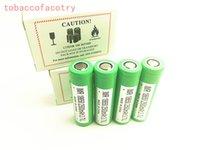 Für Sony 18650 High Drain Wiederaufladbare vtc4 vtc5 Lithium-Batterie vs Vision Batterie High Drain Wiederaufladbare Fit externe Batterie