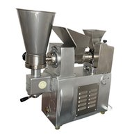 3600Pcs / h Gewerbe Samosa Knödel Hersteller elektrische Teigkugel Maschine Knödel Maschine Edelstahl Knödel Haut machine220v / 110v