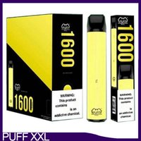2020 più nuovo soffio XXL 1600puffs monouso Vape kit dispositivo a penna Strater svuotano kit dispositivo monouso soffio flusso soffio xtra