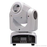 Bewegliche Hauptlichter LED 10W 30W Flecken Licht DMX Stadiums Punkt bewegen 8colors Mini LED Moving Head