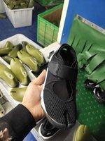 givenchy versace gucci ysl fendi prada christian louboutin louis vuitton 2019 nuevos hombres y mujeres Hot Air Rift los zapatos de los hombres de Ninja sandalias de las mujeres y h