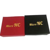 Nectar Collector Kit 10mm NC avec Domeless verre Astuce acier inoxydable Happywater tubes en verre Mini NC Kit DHL gratuit