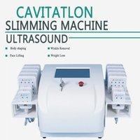 Tragbare Lipo Laser-Therapie-Maschine Low Level LLLT Diode Lipo Laser Schlankheits-Maschine geeignet für den ganzen Körper