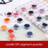 متعدد الألوان شمعة diy المواد فول الصويا الشمع الصباغ الخاص صبغ صبغ لون خلط سهلة لملونة مجموعات هدية للأطفال مذهلة gif c0if #