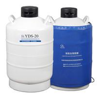 contenitori di azoto liquido 20L pallone dewar del cilindro del gas 20 litro portatile contenitore criogenico di stoccaggio serbatoio di trasporto TIANCHI fabbricante