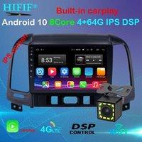 Per Santa Fe 2 2006 2012 2 + 32G Android 10 9 2DIN autoradio Multimedia Stereo GPS Audio Player Head Unit Hi-Fi Car DVD portatile DVD Play tyqa #