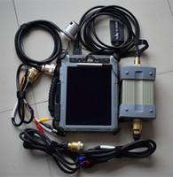 Топ Мб звезда c3 с ноутбуком Полный набор MB Диагностический тестер Мультиплексор Star C3 с программным обеспечением компьютера IX104 таблетки SSD 2014.12