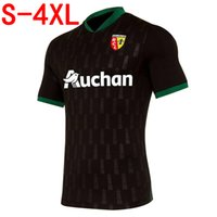 20 21 Ланса прочь футбол Джерси Gradit Fortes Cahuzac Perez 2020 2021 Ланс Майо-де-футовый Камиз де Futebol рубашка S-4XL