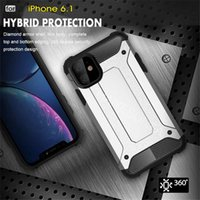 phone Cases For iPhone 13 11 Pro Max XS XR X 8 Plus 7 SE 12 Mini Cover Case Armor Silicone Shockproof Hard Back Coque