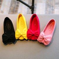 21-30 طفل أطفال الطفل بنات أحذية مع عقدة القوس الأولى حمالات الصيف
