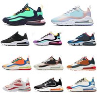 Top Quality estate gradienti Classic Università oro Rainbow Cuscino Mens Sneakers Platinum Sport Running Shoes Size 36-45