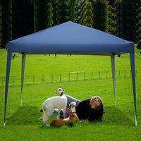 Pieghevole Outdoor Shade Garden Tween Camping Intubation Pergola Beach Barbecue Tenda