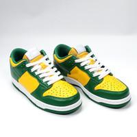 EQUIPO UNIVERSITARIO DE MAIZ CON PINO VERDE BLANCO CU1727-700 tamaño 36-45 formadores de moda nuevas zapatillas de deporte de diseño de diseño