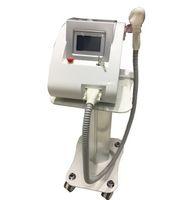 Touch Screen 2000MJ Q-Switch ND YAG Laser Tattoo Macchina per la rimozione della macchina per la rimozione delle cicatrici Rimozione dei pigmenti con tre punte del trattamento 1064nm 532nm 1320nm