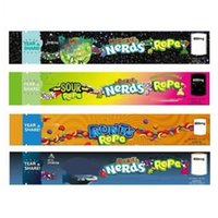 Newest Nerds Rope 600mg Packing bas Nerdsrope Gummy bags Thr...